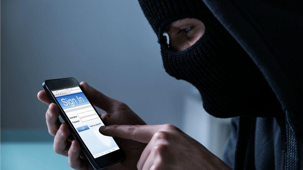 Взломщик смартфона